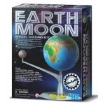 Купить 993241 Масштабная модель Земля и луна 4M