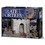 Купить 995936 Набор для творчества Пиратская крепость 4M