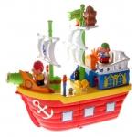 99687 Развивающий центр Пиратский корабль Kiddieland