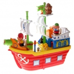 Купить 99687 Развивающий центр Пиратский корабль Kiddieland