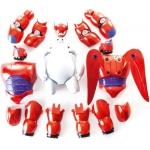 Купить 991400 Игрушка-фигурка Бэймакса с комплектом одежды-брони Город героев