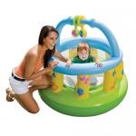 Купить 48474 Игровой центр надувной от 1 года Intex