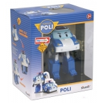 990034 Игрушка Трансформер Поли 7,5 см Робокар Поли SilverLit