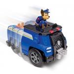 991660 Большой автомобиль спасателей со звуком со щенком Chase  Щенячий патруль Paw Patrol