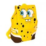"""Купить 99196 Рюкзак подростковый 39 см """"Губка Боб"""" Gulliver"""