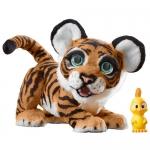 """Купить 990030 Интерактивный тигренок """"Рычащий Амурчик"""" Furreal Friends Hasbro"""