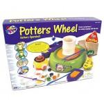Купить *80863 Гончарный круг детский с ножным приводом Galey Toys