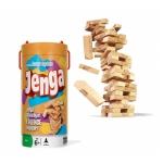 Купить 99304 Настольная игра Дженга (Jenga) классическая Hasbro