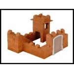 TEI3500 Строительный набор из кирпичиков Замок Teifoc