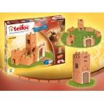 Купить TEI3500 Строительный набор из кирпичиков Замок Teifoc