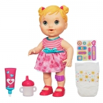 Купить 99024 Кукла Вылечи малышку 35 см Hasbro Baby Alive