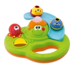 Купить 99174 Игрушка для ванны Остров пузырьков Chicco