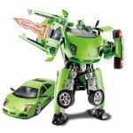 Купить 50140 Игрушка Робот-трансформер Машина Lamborghini Marcielago 28 см Happy Well