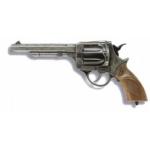 Купить 99199/22 Револьвер игрушечный металлический Helena Edison