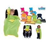 990881 Плед детский с подушкой Trunki SnooziHedz Animals
