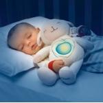 999075  Проектор-ночник Звездного неба Chicco Овечка Sweetheart
