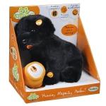 """Купить 91220R-BLD Мягкая интерактивная игрушка """"Лабрадор черный"""" Тeeboo"""