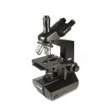 Купить 24613 Тринокулярный биологический микроскоп Levenhuk 870T