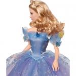 """990545 Коллекционная кукла. Героиня из к/ф """"Золушка"""" Disney Princess Mattel"""