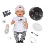 Купить 991342 Пупс интерактивный Суперзвезда Беби Бон Baby Born