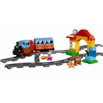 Купить 990390 Мой первый поезд Лего Дупло Lego Duplo