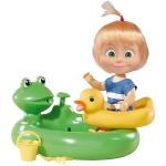 """Купить 99037 Игровой набор Кукла Маша с бассейном """"Маша и Медведь"""" Simba"""