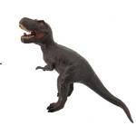 Купить *PE051  Динозавр Тиранозавр Рекс 53 см бордо, из каучука с мягкой набивкой