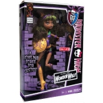 """990467 Кукла Monster High  Клодин Вульф Супергерои """"Сила Монстров"""" / Clawdeen Wolf """"Power Ghouls"""""""