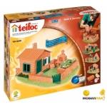 Купить TEI8005 Строительный набор из кирпичиков Дом Teifoc