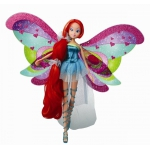 Купить 991491 Кукла Блум Фея Гармоникс со звуковой функцией Winx (Винкс)