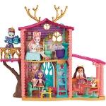 Купить *FRH50 Набор Домик Данессы Оленни с куклой Enchantimals Mattel