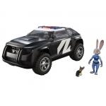 70903 Игровой набор Полицейская машинка Джуди Хопс Зверополис Zootropolis Tomy