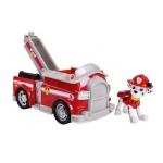 9916601 Машинка спасателя и щенок Щенячий патруль Paw Patrol