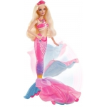 """Купить 99021 Кукла Русалка с волшебным хвостом """"Жемчужная принцесса"""" Barbie"""