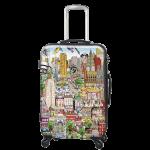 Купить 99107-26 Дорожный чемодан на колесиках Heys Fazzino New York 26''