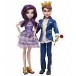 """Купить 993127 Набор из 2 кукол Мэл и Бен Наследники """"Коронация"""" Descendants Disney от Hasbro"""