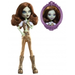 Купить 997743 Кукла Мистикс Зомби Сива с набором Mystixx