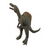 Купить *РЕ0054  Динозавр Спинозавр коричневый 55 см, из каучука с мягкой набивкой