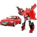 Купить 50180 Игрушка Робот-трансформер Машина BMW Z4 Road-Bot 28 см Happy Well