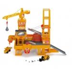 Купить 994077 Игровой набор Строительная площадка с 2 машинками Simba Dickie
