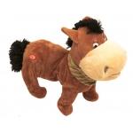 9924750 Интерактивная игрушка Ослик коричневый ВВ-Тойз