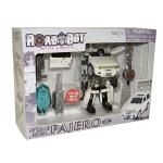 52020 Игрушка Робот-трансформер Mitsubishi Padjero 20 см Happy Well