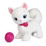Купить 990047 Интерактивная Кошка Bianca с клубком IMC Toys