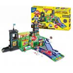 """Купить *ZY-642 Игровой набор """"Штаб-депо"""" Робо Поезд Robot Trains"""