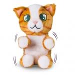 Купить 99236 Интерактивная игрушка Котенок рыжий полосатый IMC toys