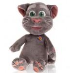 """991447 Интерактивная игрушка """"Говорящий Кот Том"""" 31 см Dragon"""