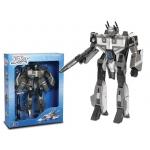 Купить 31030 Игрушка Робот-трансформер Космолет X-BOT Variable Cyberbot 20 см Happy Well