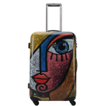Купить 99208-26 Дорожный чемодан на колесиках Heys Ceron Blue Gold 26''