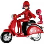 Купить 99080 Игрушка Леди Баг на скутере Tikki and Scooter Miraculous
