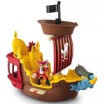 Купить 995488 Корабль Веселого роджера (Джейк и пираты Нетландии) Fisher-Price